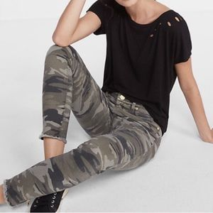 Express Camouflage Pants